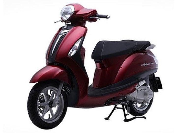 Yamaha Nozza Grande - Front Left