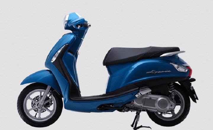 Yamaha Nozza Grande - Left