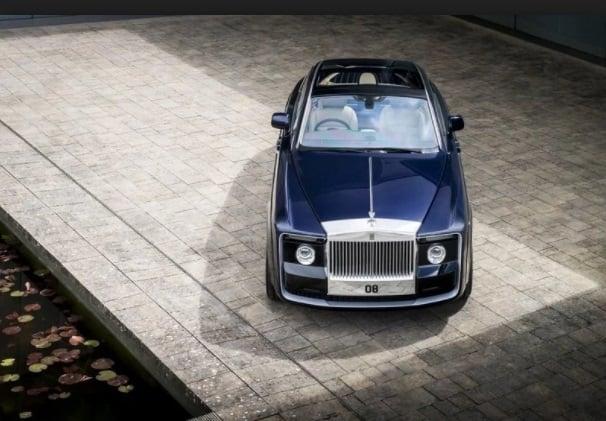 cars of ambani rolls royce phantom