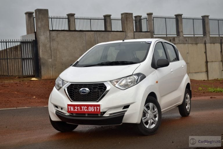 Datsun RediGO AMT Prices Start at Rs 3.8 Lakh – Specs, Mileage, Details