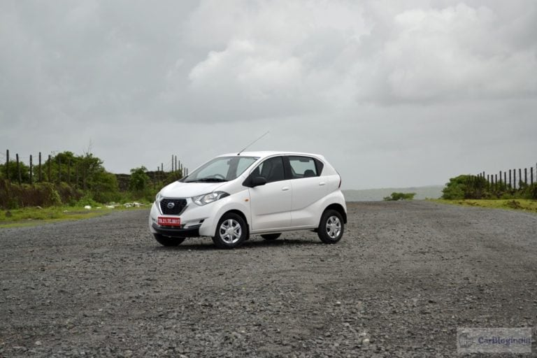 Datsun Redi-GO To Get A Facelift Soon; Will Get Major Updates