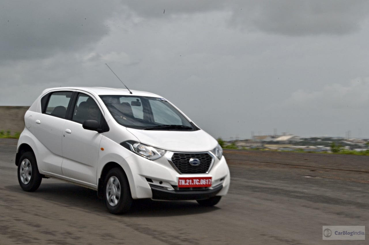Datsun Redi Go 1000cc Test Drive Review - Images and Full ...