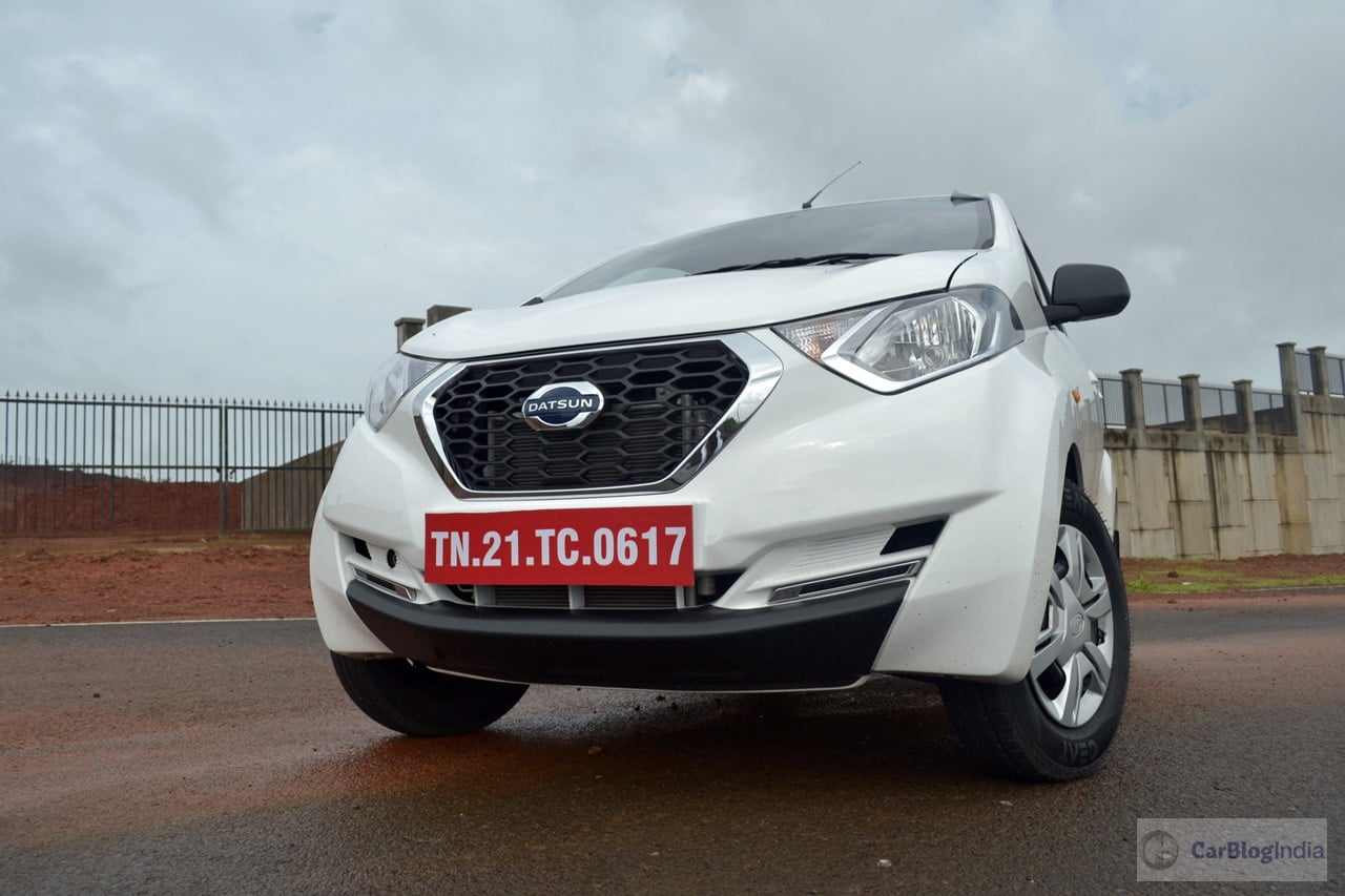 Datsun Redi Go 1.0 AMT Launch in Q1 2018, Expected Price ...