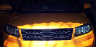 dc modified maruti vitara brezza images front