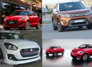 maruti cars at auto expo 2018