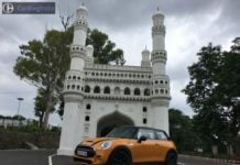 mini cooper s jcw test drive review images front angle