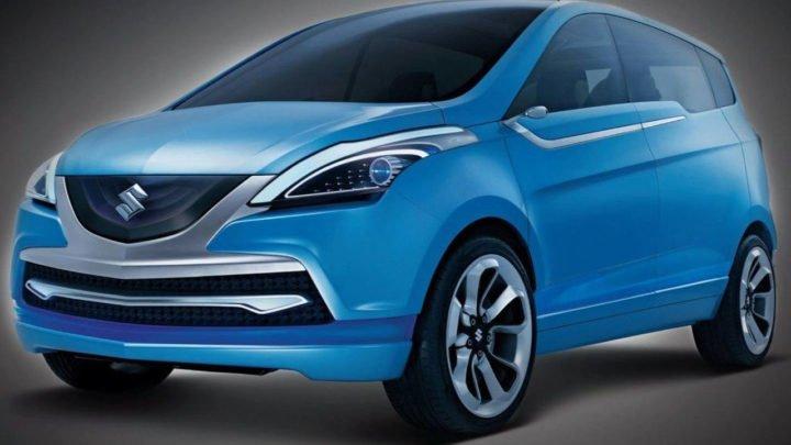 Upcoming New Maruti Cars - Maruti Ertiga