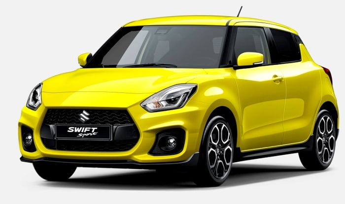 Upcoming New Maruti Cars - Maruti Swift Sport
