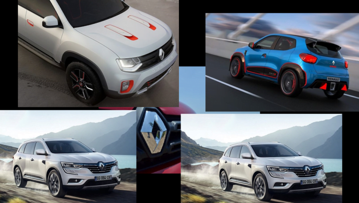 new renault cars at auto expo 2018