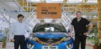tata nexon launch date