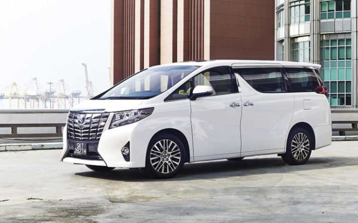 toyota alphard india