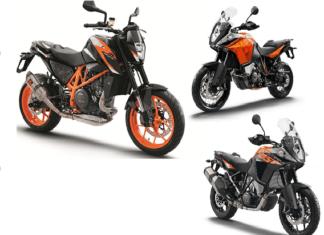 upcoming new ktm bikes in india