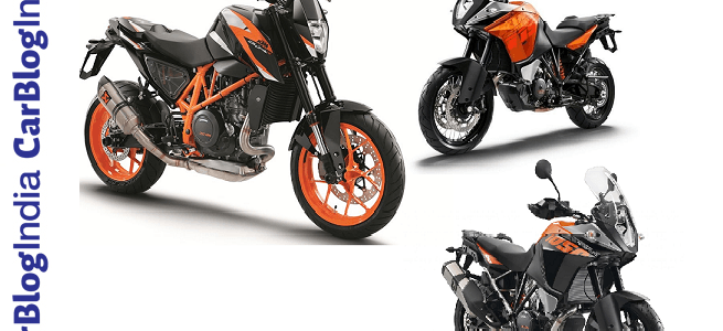 upcoming new ktm bikes in india