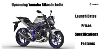 upcoming yamaha bikes in India