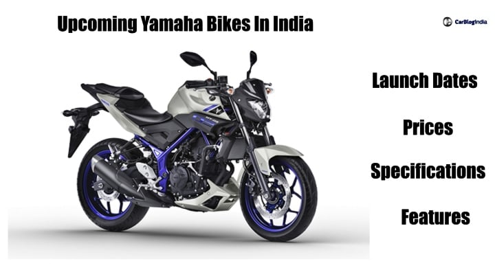 Upcoming New Yamaha Bikes in India