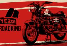 yezdi bikes launch