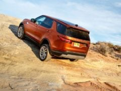 2017 land rover discovery images