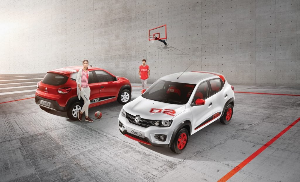 Renault Kwid Anniversary Special Edition Price, Features ...