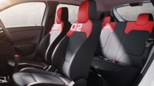 renault kwid anniversary special edition images interior cabin