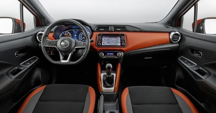 In Essence, The Interior Of The New 2018 Nissan Sunny Is As Refreshing As  The Outside. As A Result, The New Nissan Sunny Stands To Gain Quite A Bit  Of ...