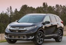 2018 honda crv 7 seater india images front angle