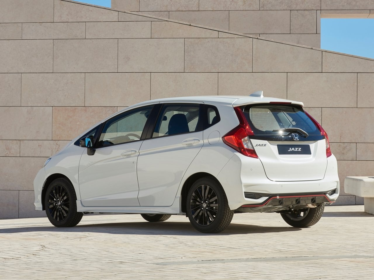 Honda Jazz City Car
