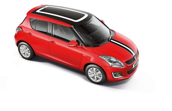 Modified Maruti Swift from i Create - Prices, Specs, Features, Images