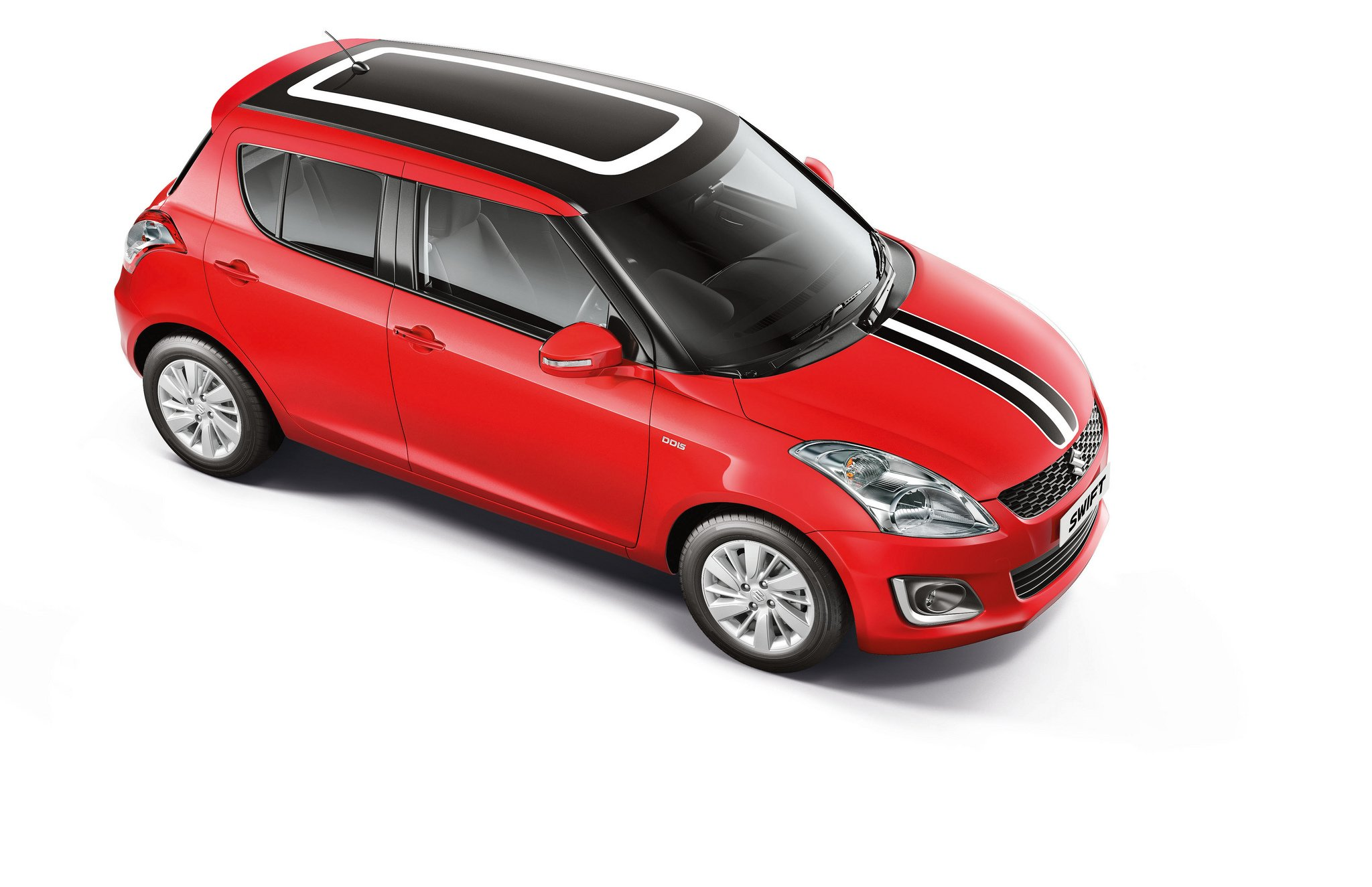 Modified Maruti Swift from i Create - Prices, Specs