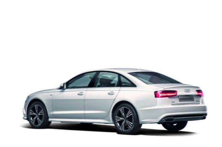 Audi A6 Design Edition Image