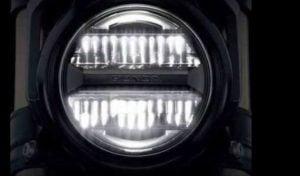 Honda 150SS Racer India Images headlamp