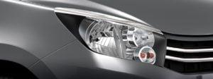 Maruti Celerio Limited Edition 2017 Features headlamp chrome images
