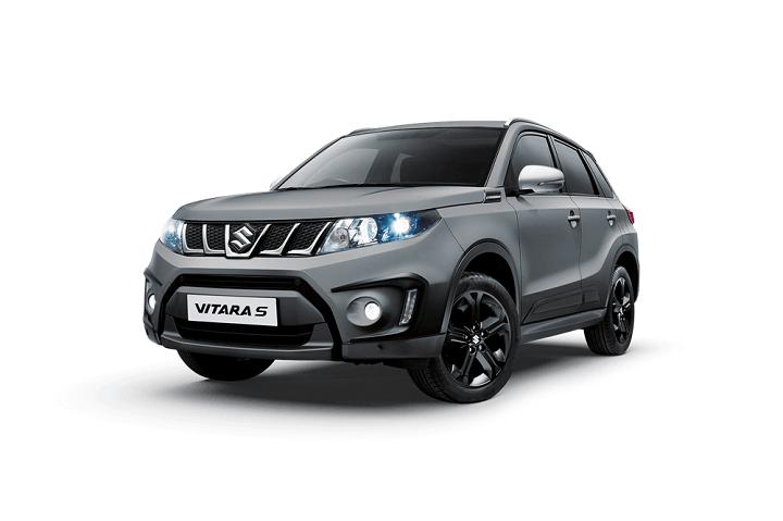 Upcoming SUV cars Under 15 Lakhs - Maruti Suzuki Vitara S