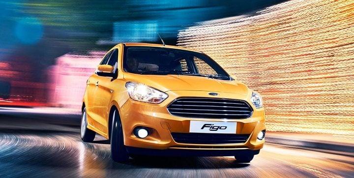 New 2018 Ford Figo Facelift