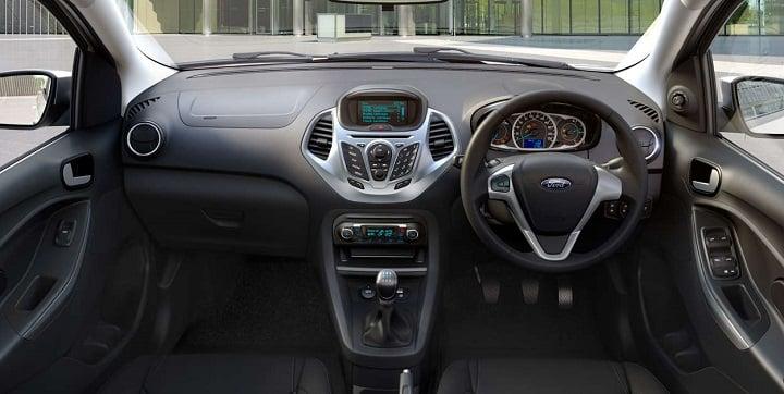 Ford Figo Automatic Car Price In India