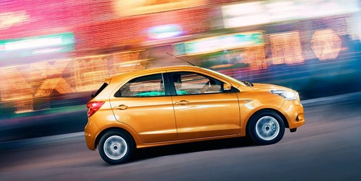 New 2018 Ford Figo Facelift