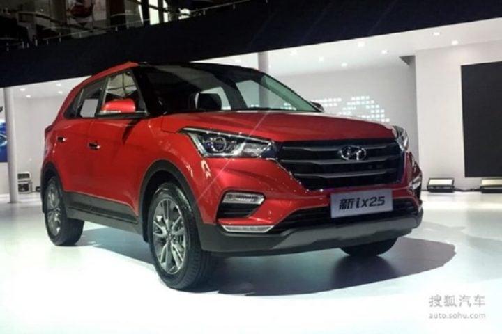 New Hyundai Creta 2018 Facelift India Launch, Price, Specs ...