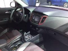 New Hyundai Creta 2018 facelift images interior