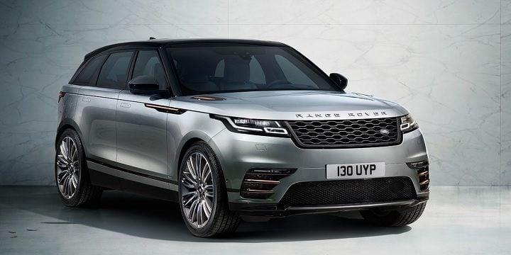 Range Rover Velar India Exterior