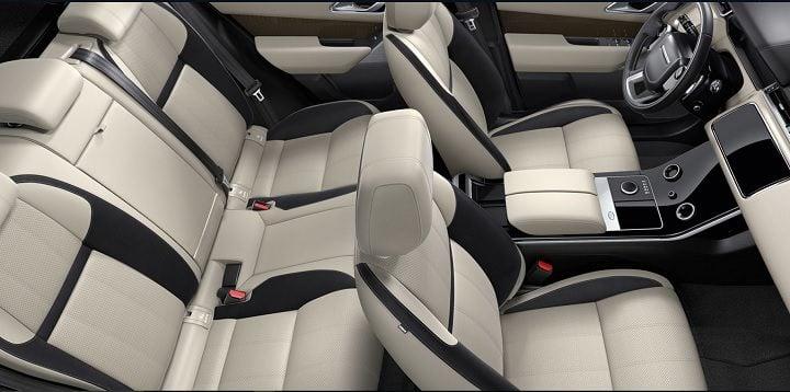 Range Rover Velar India Interior