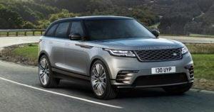 Made in India Range Rover Velar