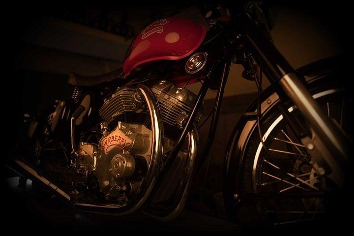 Royal Enfield 1000cc Bike