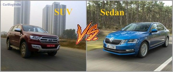 Sedan Vs Hatchback >> SUV vs Sedan - Should I Buy SUV or Sedan? We Help You Decide