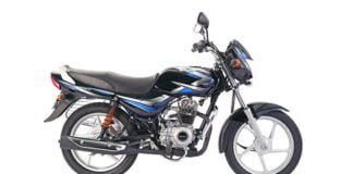 Bajaj CT 100 ES Alloy Wheel