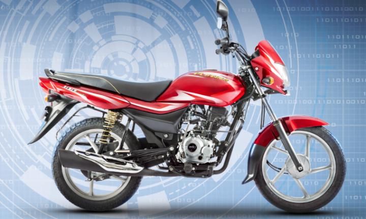bajaj platina es spoke wheel model