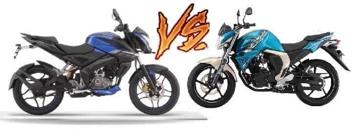 Bajaj Pulsar NS 160 vs Yamaha FZ FI – Price, Specs, Features And More
