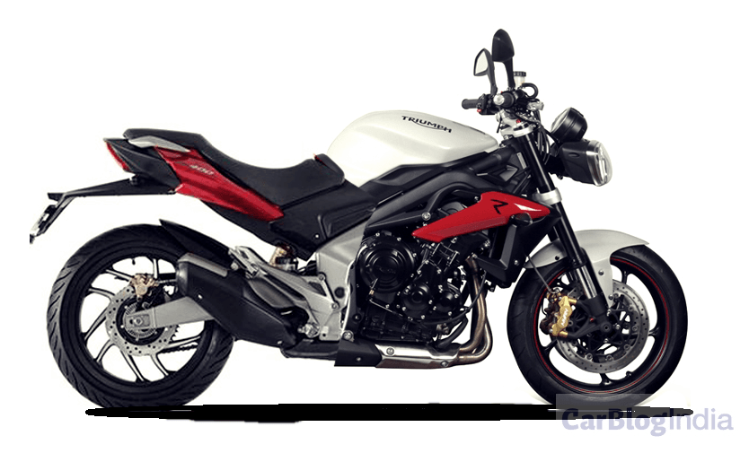 bajaj triumph motorcycle