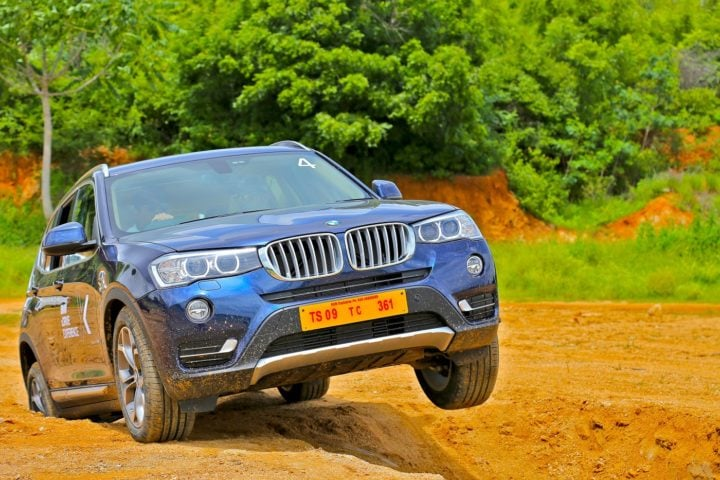 what is bmw xdrive - bmw xdrive experience india 2017 images
