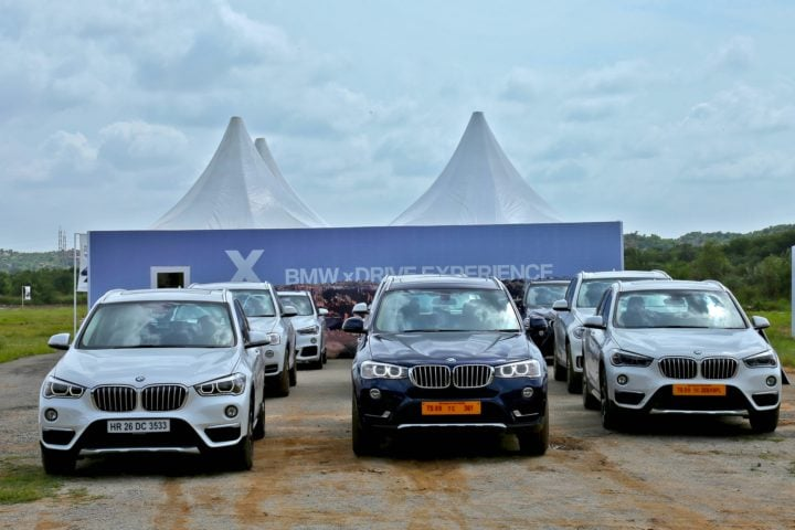 bmw xdrive experience india 2017 images