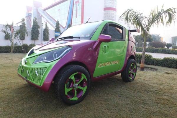 cars of ram rahim car collection modified Maruti gypsy