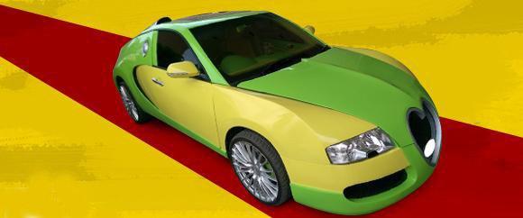 cars of ram rahim car collection modified honda accord bugatti veyron